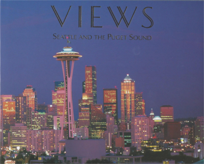 Views: Seattle and the Puget Sound