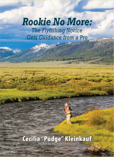 Rookie No More: The Fly Fishing Novice Gets Guidance from a Pro
