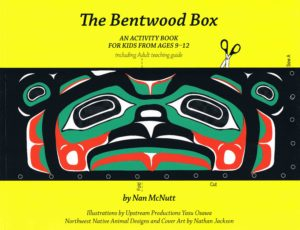 The Bentwood Box, Nan McNutt, Native American, Arts and Crafts, Tlingit, Nathan Jackson, Harvey Shirai, Yasu Osawa